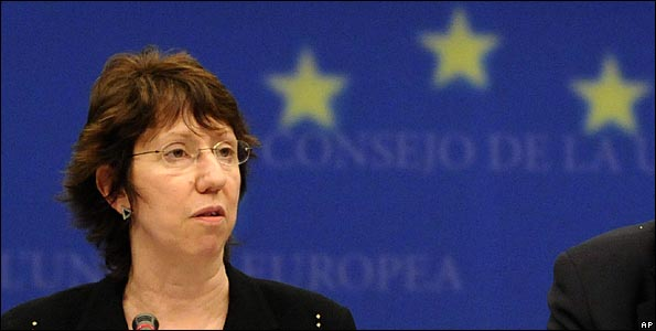 Declaration by the High Representative, Catherine Ashton, on behalf of the European Union on events in Libya